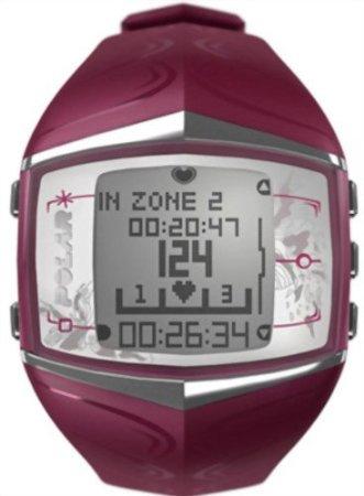 Polar FT60 Womens Heart Rate Monitor Watch Purple
